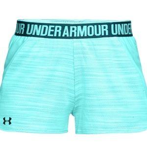 NWT Under Armour Teal shorts Size M
